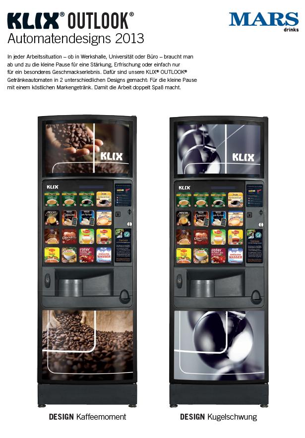 klix automaten zur miete ca ma tec automaten service gmbh co kg. Black Bedroom Furniture Sets. Home Design Ideas